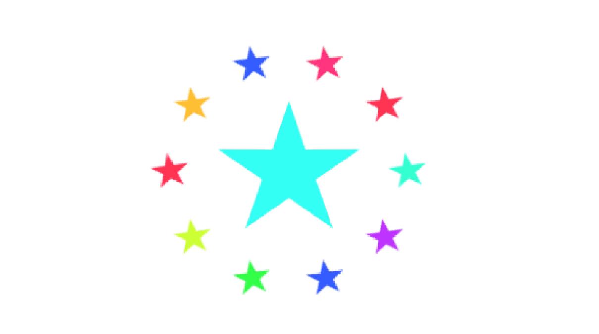 【クリックゲー】降って来る星をクリックするだけのゲーム