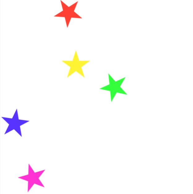 星 ゲーム 降ってくる星