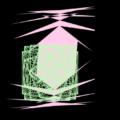 phina.js pathshape 図形 線 描画