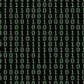 binary バイナリ 1 0 並ぶ コード