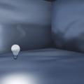 UnrealEngine4 マテリアル ライトファンクション 点滅