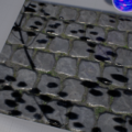 UnrealEngine4 マテリアル 木 影 石畳 スクリーンショット