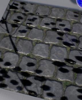 [UE4] 学習ノート8日目 -Unreal Engine 4 拡大縮小・回転・透明度を操作してみた