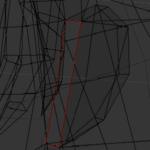 [Blender]辺メニューとシーム付けについて 活動ノート3回目