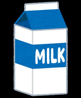 牛乳パック 3DCGモデル UV展開 テクスチャ適用 シーム イメージ