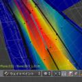 Blender 3DCG モデリング スキニング ウェイトペイント