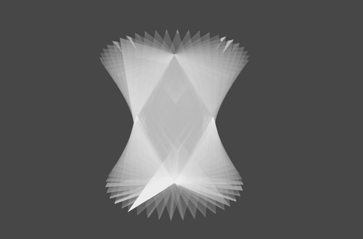 [Blender 2.8] 便利で手軽な回転体作成[スピン]