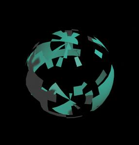 [Blender 2.8] メッシュを部分的に隠す [マスクモディファイアー]