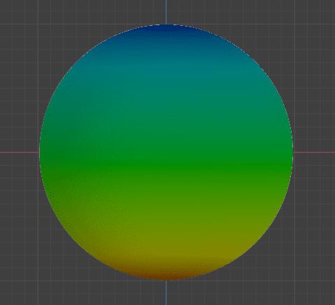 Blender マスク モディファイアー 3DCG モデリング 頂点グループ