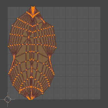 Blender uvマップ マージ メニュー 3DCG モデリング