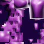 Blender リメッシュ モディファイアー 3DCG モデリング 正十二面体