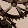 Blender ポリゴン数削減 モディファイアー 3DCG モデリング 歯車