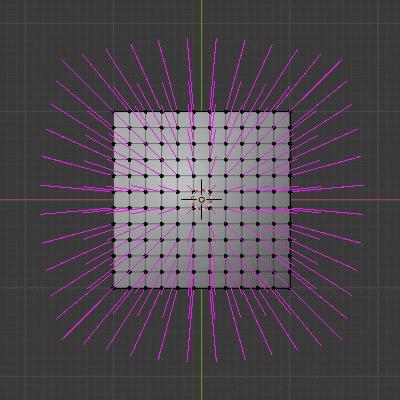 Blender 法線編集 モディファイアー 分割法線 カスタム法線 3DCG モデリング