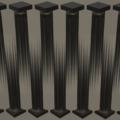 Blender 法線編集 モディファイアー 分割法線 カスタム法線 3DCG モデリング 騙し絵 不可能円柱
