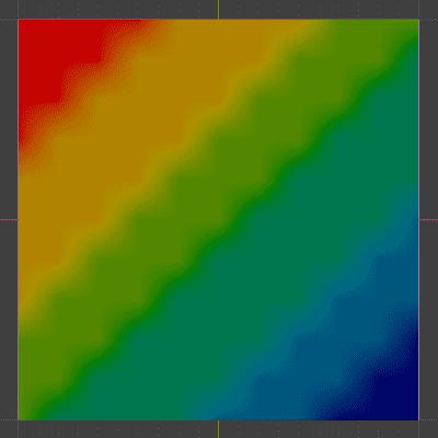 Blender 頂点ウェイト合成 モディファイアー 頂点グループ ウェイトペイント 3DCG モデリング
