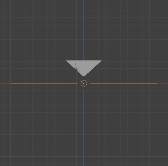 Blender 花びら 桜 マテリアル 3DCG モデリング 配列モディファイアー エンプティ