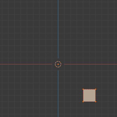Blender シェイプキー 3DCG モデリング Cube 立方体 編集モード