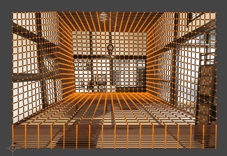 Blender UV投影 サブディビジョンサーフェス モディファイアー テクスチャマッピング シーム メッシュ 3DCG モデリング UVエディター