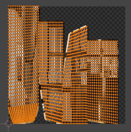 Blender UV投影 サブディビジョンサーフェス モディファイアー テクスチャマッピング シーム メッシュ 3DCG モデリング UVエディター ベイク