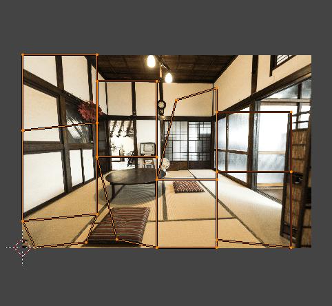 Blender UV投影 モディファイアー テクスチャマッピング シーム メッシュ 3DCG モデリング UVマップ UVエディター テクスチャ 展開