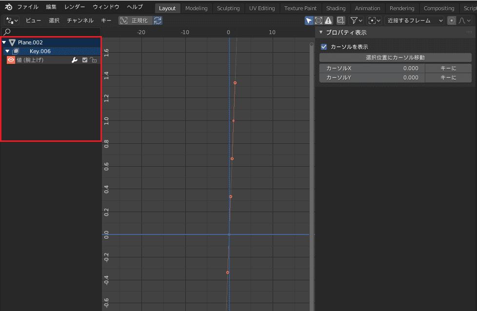 Blender ドライバーエディター 3DCG モデリング