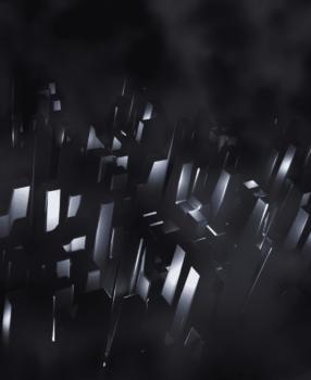 [Blender 2.8] テクスチャを使って立体的に変形 [ディスプレイスモディファイアー]