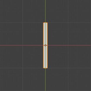 Blender フォースフィールド 物理演算 シミュレーション 3DCG モデリング 平面