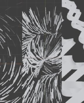 [Blender 2.8] 『重力』と『フォースフィールド』 [フォース]