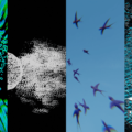 Blender パーティクルシステム エミッター ニュートン力学 キー ボイド 流体 3DCG