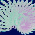 [Blender 2.8] 『テクスチャ』で操作 [パーティクルシステム]