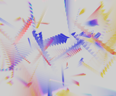 [Blender 2.8] 爆発するオブジェクトをお手軽作成 [爆発モディファイアー]