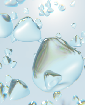 [Blender 2.9] 緻密なメッシュも単純なメッシュでまとめて変形 [メッシュ変形モディファイアー]