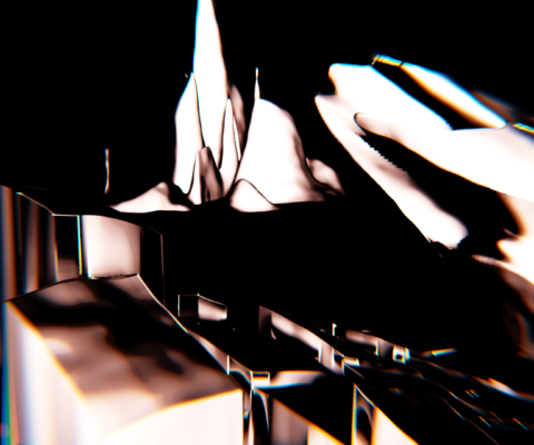 [Blender 2.9] 指定した位置へ変形 [ワープモディファイアー]