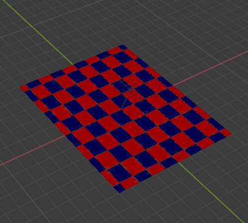 Blender ワープ モディファイアー 3DCG ウェイトペイント 頂点グループ