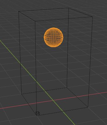 Blender メッシュ 立方体 UV球 3DCG
