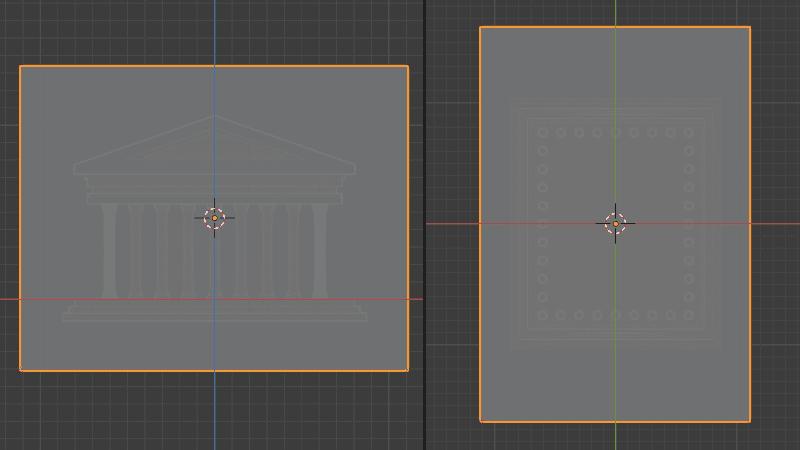Blender メッシュのボリューム化 モディファイアー 3DCG モデリング ボリューム